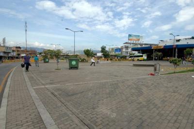 Informales abandonaron la reubicación que hizo Alcaldía de Bucaramanga