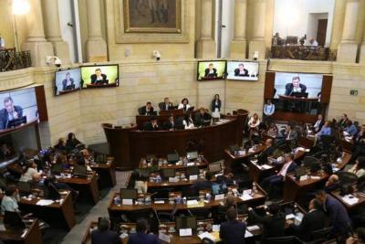 Comisiones en el Congreso quedarán conformadas esta semana