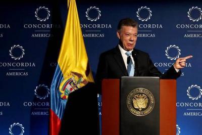 Santos viajará a México para la XIII Cumbre de la Alianza del Pacífico