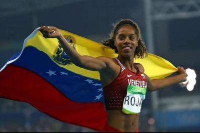 Venezolana Yulimar Rojas no estará en los Centroamericanos