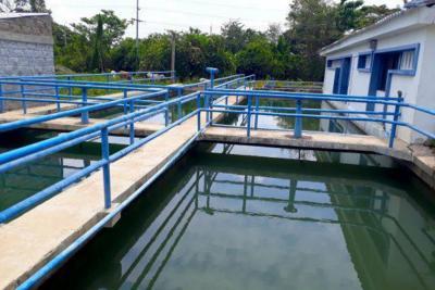 Irregularidades en acueductos  de 18 municipios en Colombia