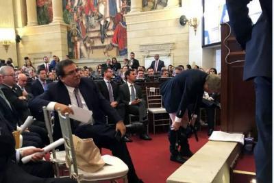 Sanción contra Mockus estará en manos de la Comisión de Ética