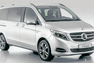 Ágil y confortable, así es la Clase V de Mercedes-Benz