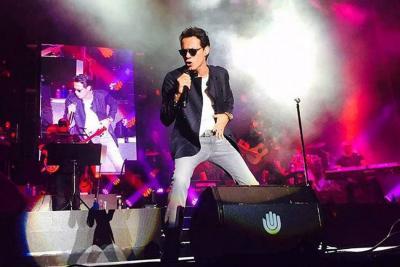 "Marc Anthony recorrerá EEUU con su gira ""Legacy"""