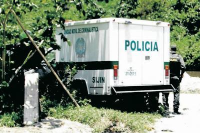 Un muerto y un herido en una finca en Santander