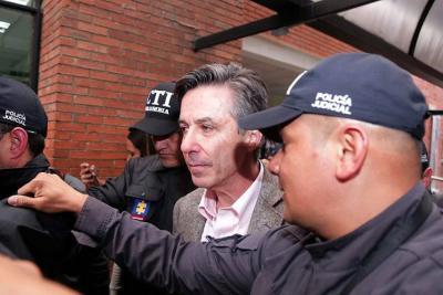 Roberto Prieto interpondrá tutela ante Tribunal de Bogotá para recobrar su libertad