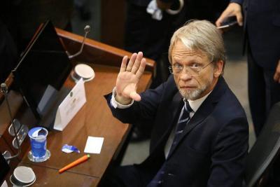 En Consejo de Estado cursan dos demandas contra la curul de Antanas Mockus