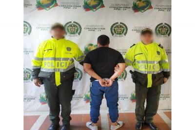 Cinco capturados en los últimos días en Socorro