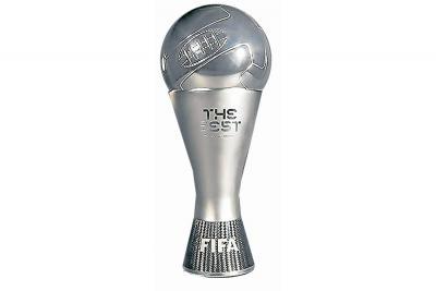 Listos los nominados a los premios 'The Best' de la Fifa