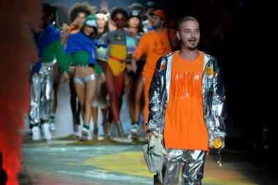 Las 'vibras' de J Balvin a la moda