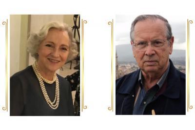 Jardines la Colina rinde homenaje a la vida de María Cristina Ordoñez de González y Enrique Manby Correal
