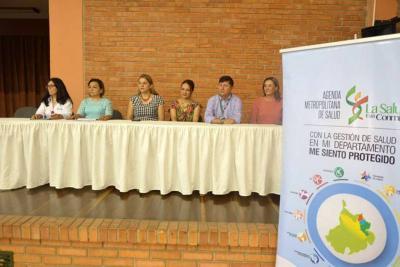 Autoridades analizaron las iniciativas sociales