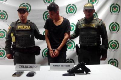 Dos ladrones casi son linchados en la comuna Cinco el martes en la noche