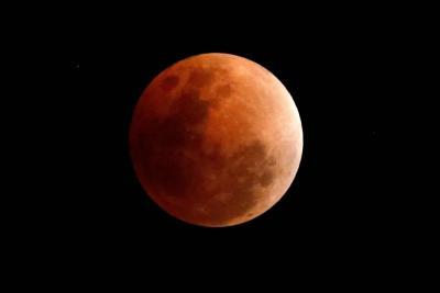 Siga en directo el Eclipse Total de Luna más largo del siglo