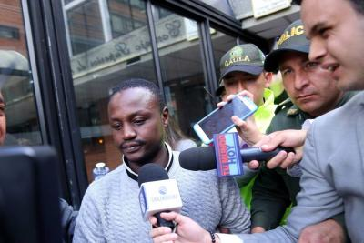 A la cárcel 'Alias Cherry', el presunto secuestrador de los ecuatorianos