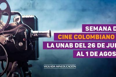 Inició la séptima edición de la  Semana del Cine Colombiano