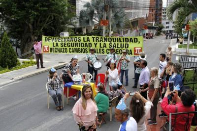 Líderes de Cabecera anuncian un 'cacerolazo' contra Tránsito de Bucaramanga