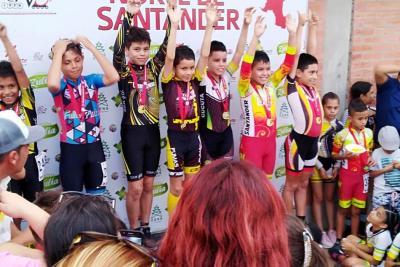 Patinadores locales se destacaron en Cúcuta