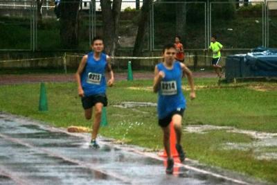 El atletismo entra en escena en los Juegos Intercolegiados
