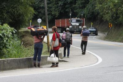 Listo el decreto que brinda acceso institucional a migrantes venezolanos