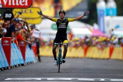 La contrarreloj definirá el podio del Tour de Francia