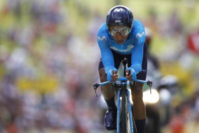 """""""No tuve el Tour esperado, ahora a preparar la Vuelta"""": Nairo Quintana"""