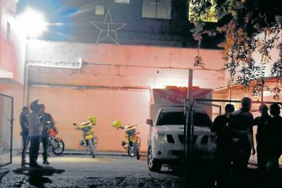 A bala, así recibieron a 2 hombres en barrio de Barrancabermeja