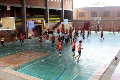 Baloncesto se capacitará en Bucaramanga