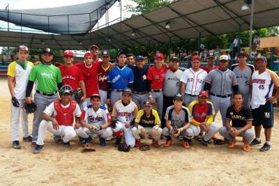 Béisbol de Santander quiere ir a Juegos Nacionales