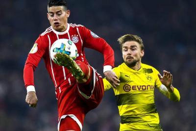 """""""Estoy feliz en Múnich y solo pienso en el Bayern"""": James"""