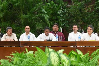 Gobierno busca acelerar proceso de paz con el Eln