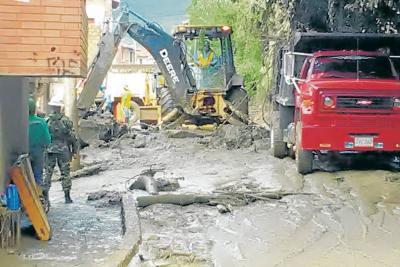 No hay desalojo ni evacuación, sino una restricción preventiva en San Gil