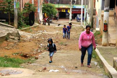 Precarias son las condiciones de movilidad en Corpovisur