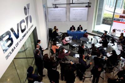 Santander y Antioquia tienen el 63% de la capitalización de la BVC
