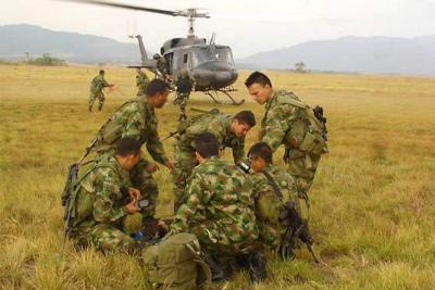 Murieron dos miembros de las disidencias de las Farc en operación militar y policial