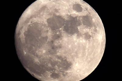 Pudo existir vida en la Luna
