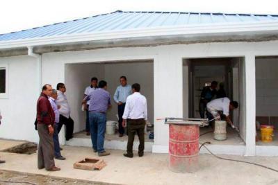 Comunidad de San Isidro solicita el puesto de salud y mejoras en la vía