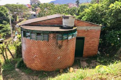 Estructuras del barrio José A. Morales, en peligro por abandono