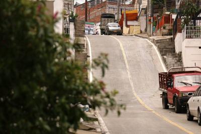 Gobierno entregó obras en Villabel y Nuevo Villabel