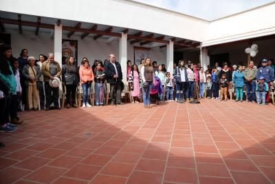 En Santurbán: Se inauguró centro de diálogo y desarrollo sostenible