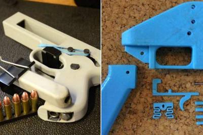 Imprimir armas 3D en casa, a punto de ser una realidad legal en EEUU