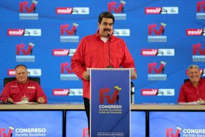 """Maduro reconoció su """"responsabilidad"""" en la crisis económica de Venezuela"""