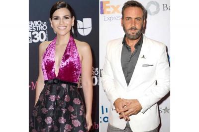Carlos Ponce estrena novia y es reportera de 'El gordo y la flaca'
