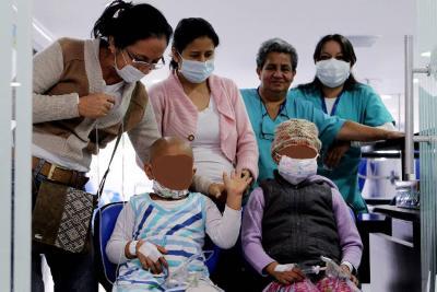 Coomeva dejaría a más de 100 niños en Bucaramanga sin controles de cáncer