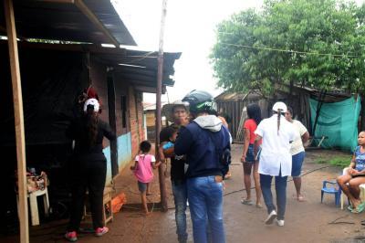 Líderes de resguardo indígena Zenú en Santander recibieron amenazas