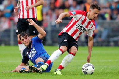 Santiago Arias, del PSV al Atlético de Madrid