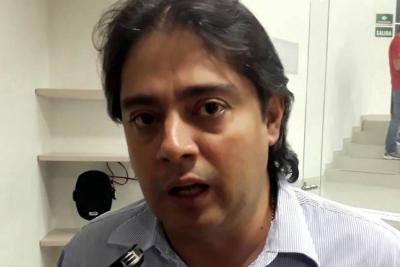 Carlos Díaz Barrera, nuevo secretario de Infraestructura de Santander