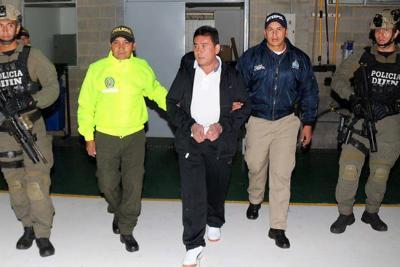 Por narcotráfico, 'Pedro Orejas' fue extraditado a Estados Unidos