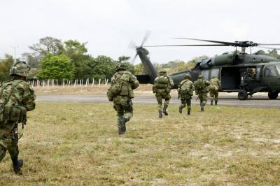 JEP solicitó información reservada de la Segunda División del Ejército con sede en Bucaramanga