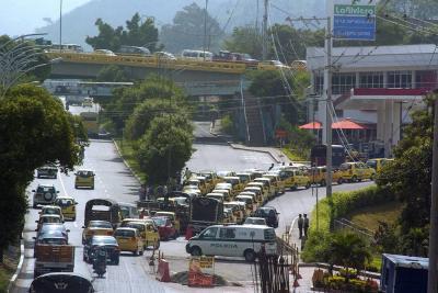 En la ciudad, 319 vehículos fueron convertidos a gas natural